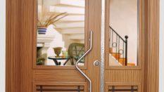 Apartman kapıları